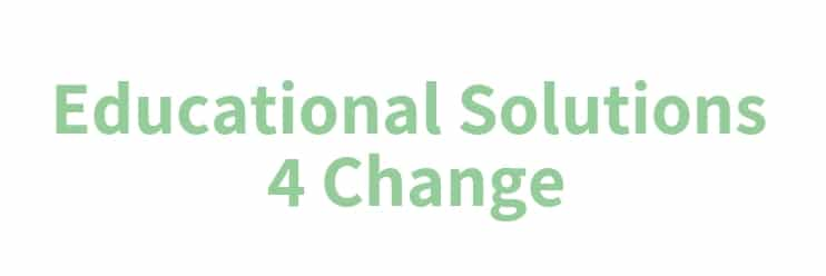 Educational Solutions 4 Change