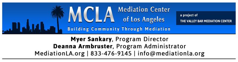 Mediation Center of Los Angeles